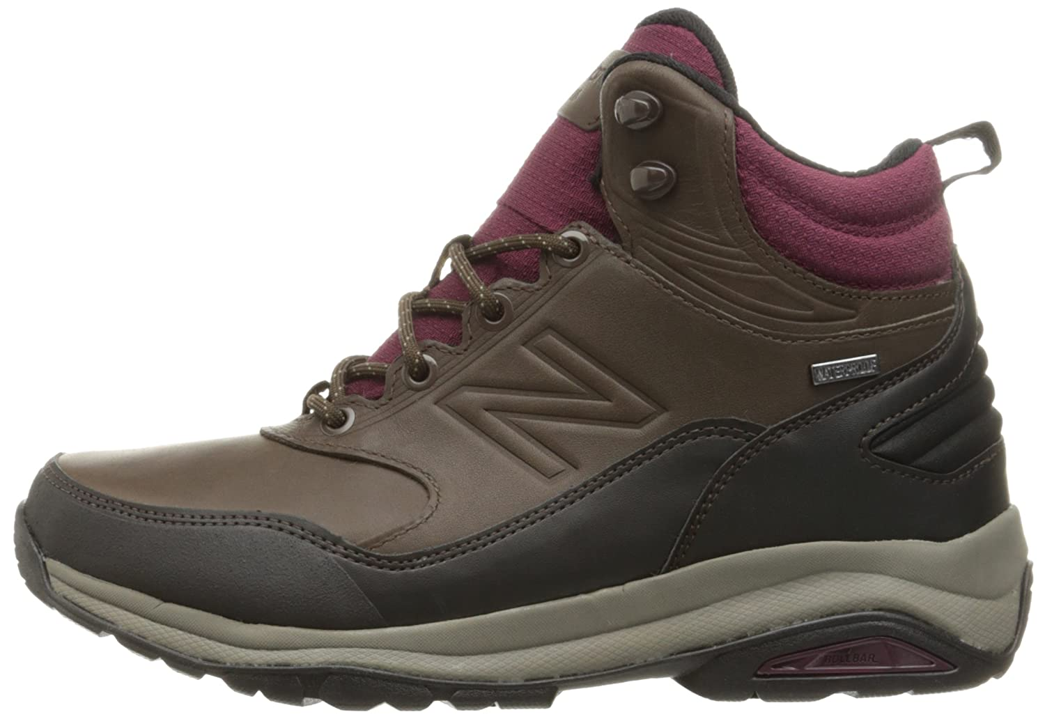 New Balance Women's WW1400v1 Walking Shoe B019DLAMMC 10.5 B(M) US|Dark Brown