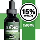 Active Full Spectrum Hemp Extract | 15% (1500mg) | Anti-inflammatory | Highest Quality Swiss Extraction | Can Help Reduce Stress, Anxiety and Pain | 1 Bottle = up to 2 Months