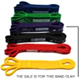 Ryher Assisted Pull Up Band - Stretch Resistance Band – Exercise Bands for Fitness, Crossfit, Pullup Assistance, Mobility Band for Powerlifting routines – Includes eBook Guide and Handy Carry Bag