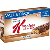 Special K Protein Chocolate Peanut Butter Meal Bar, 12 Count 1.59 ounce bars