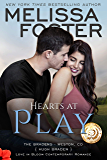 Hearts at Play: Hugh Braden (Love in Bloom- The Bradens Book 6)