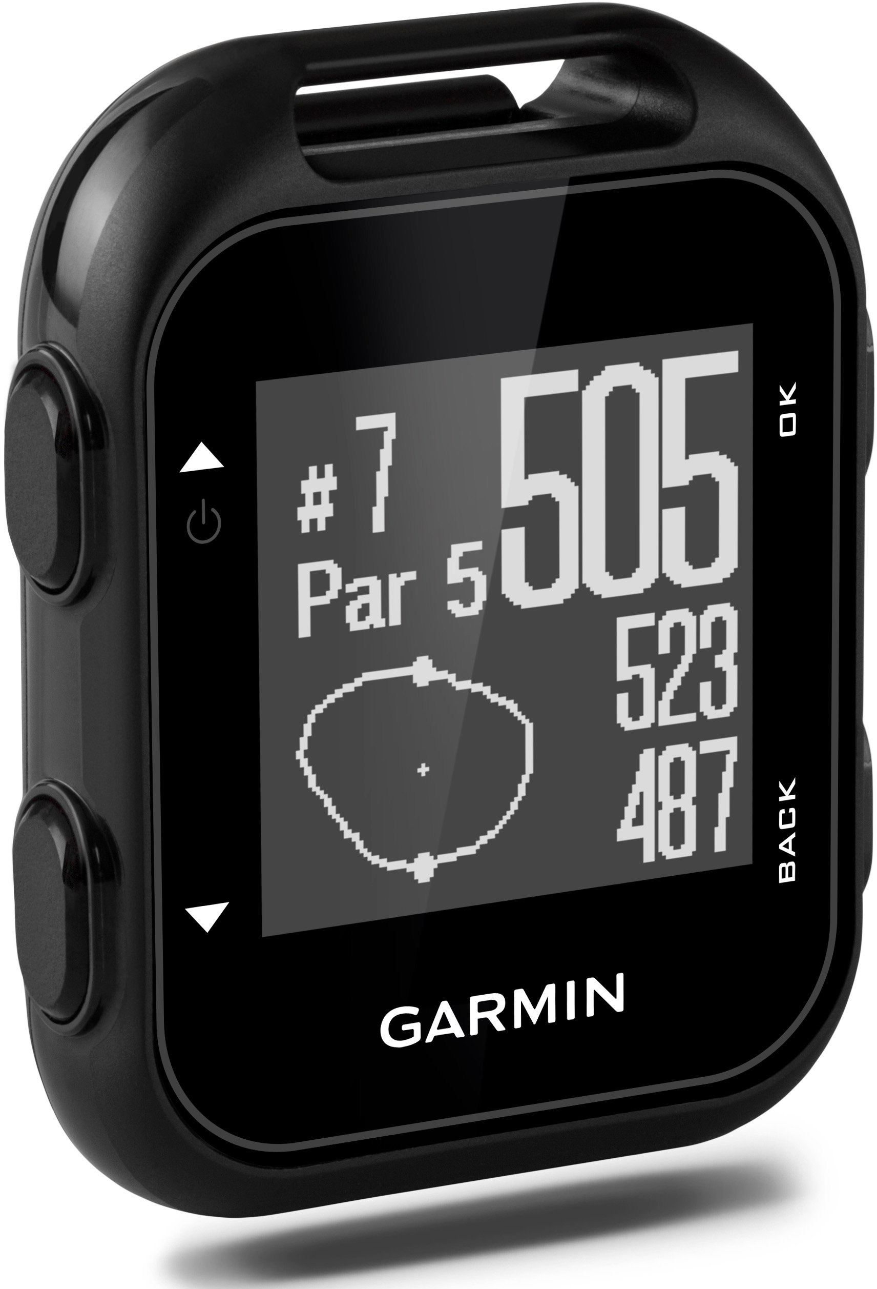 Garmin Approach G10, Compact and Handheld Golf GPS with 1.3-inch Display by Garmin