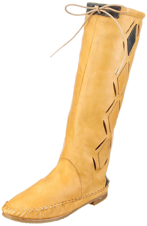 Cowa bota cw-021 - Botas de cuero para mujer 41 EU