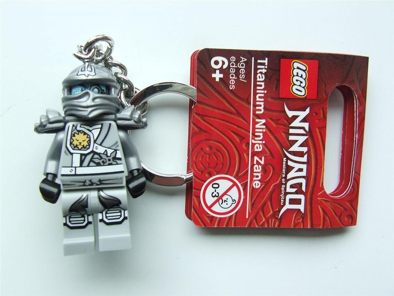 Brand New Lego Ninjago Nya Minifigure Keychain 853696