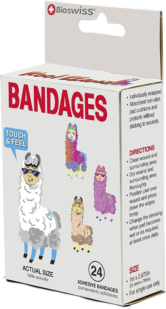 Self-Adhesive Bandages