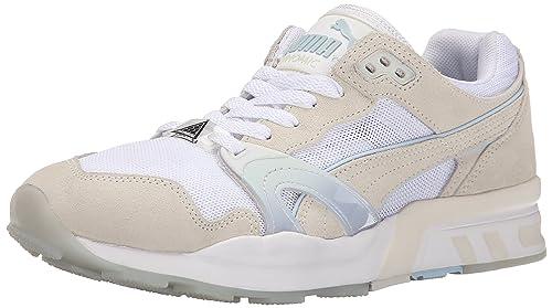 Zapatillas deportivas Trinomic XT-1 + para mujer, blancas, 9 B US: Amazon.es: Zapatos y complementos