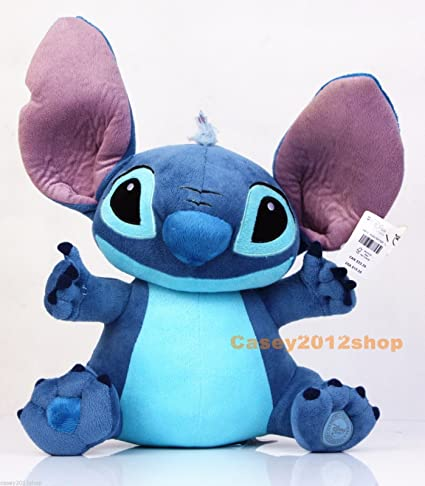 Disney Lilo y Stitch 15,5 ¡° Stitch suave peluche juguete gran regalo de