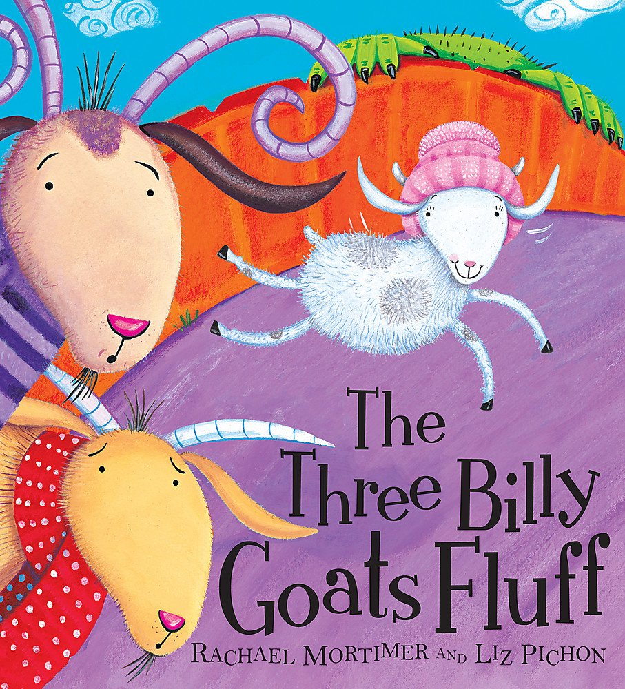 The Three Billy Goats Fluff PDF