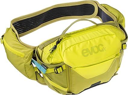 EVOC Sports GmbH Hip Pack Pro 3l + 1, 5l Bladder Riñonera, Unisex ...