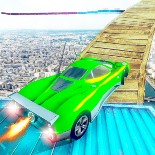 Racing Ultimate (Insane Impossible Tracks Car Racing Stunts Driving)
