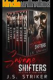 Savage Shifters: Shifters of SoHo Series Box Set