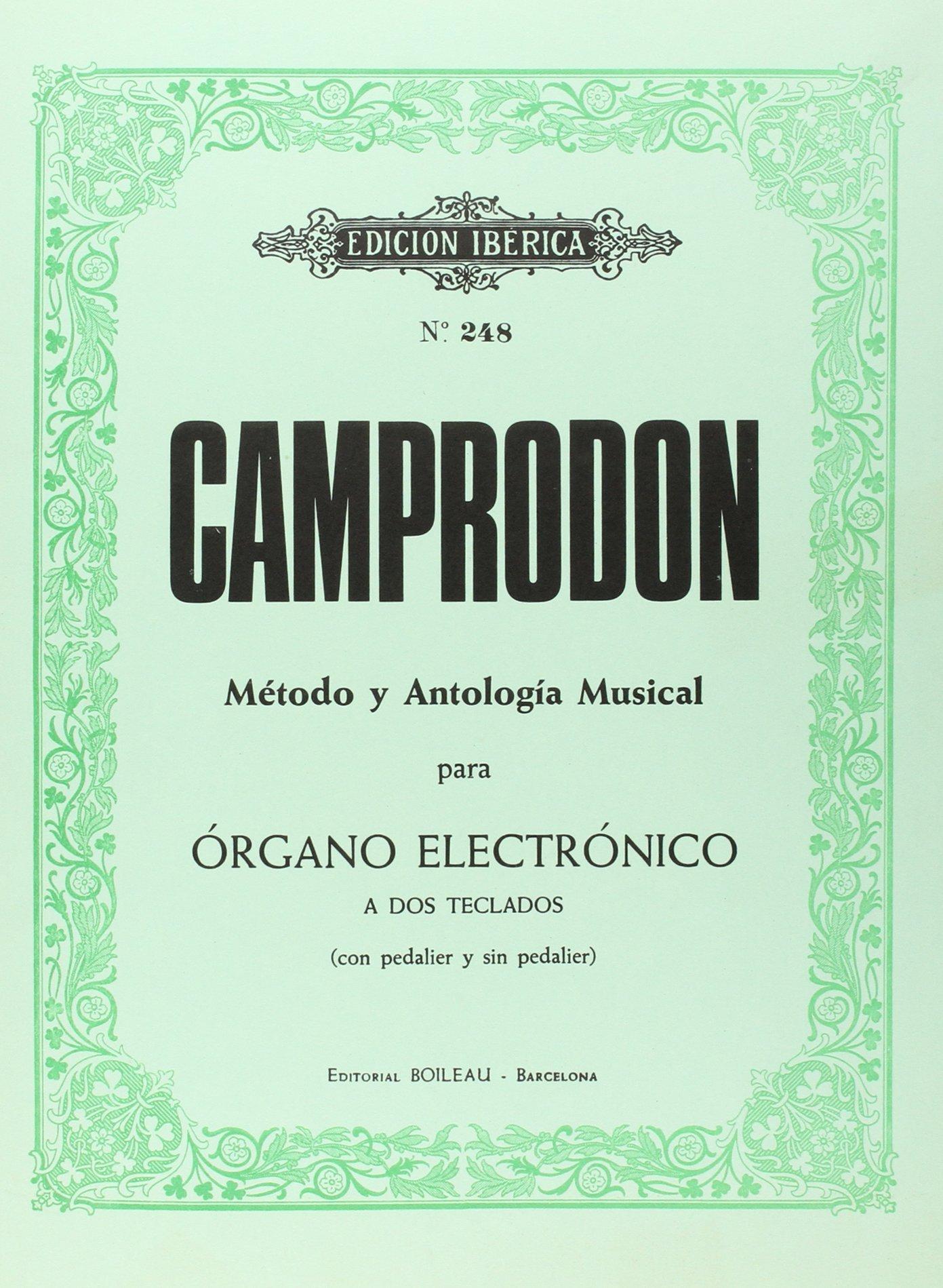 Método para órgano electrónico (Spanish) Paperback