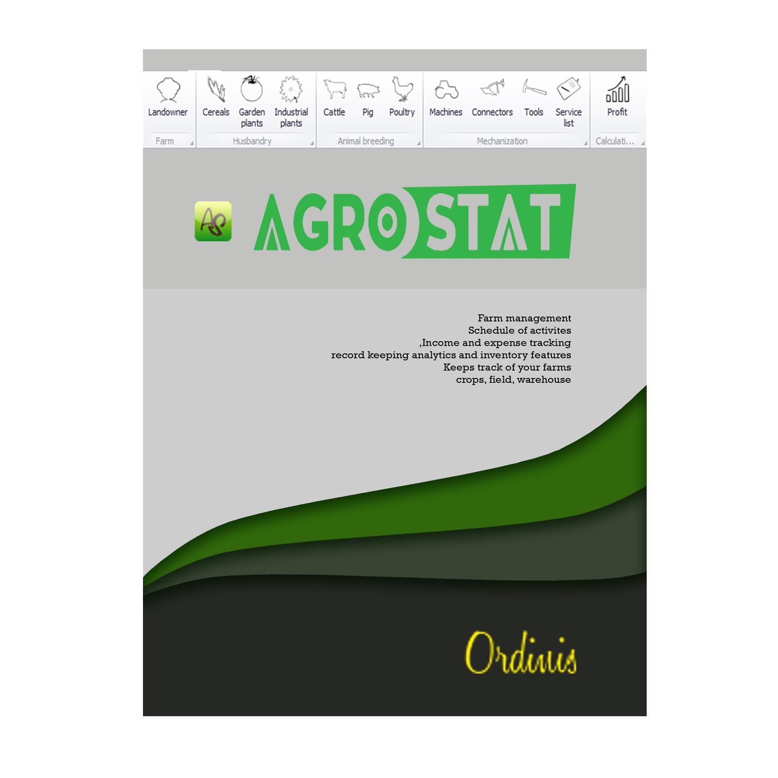 Agrostat v2.00 (x86) [Download]