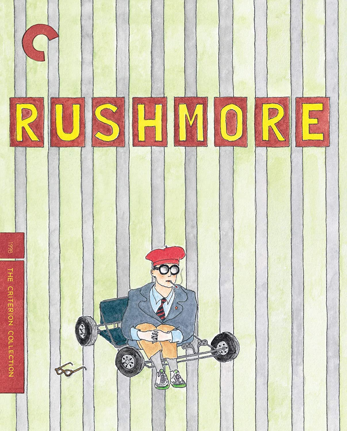 Rushmore - Cover
