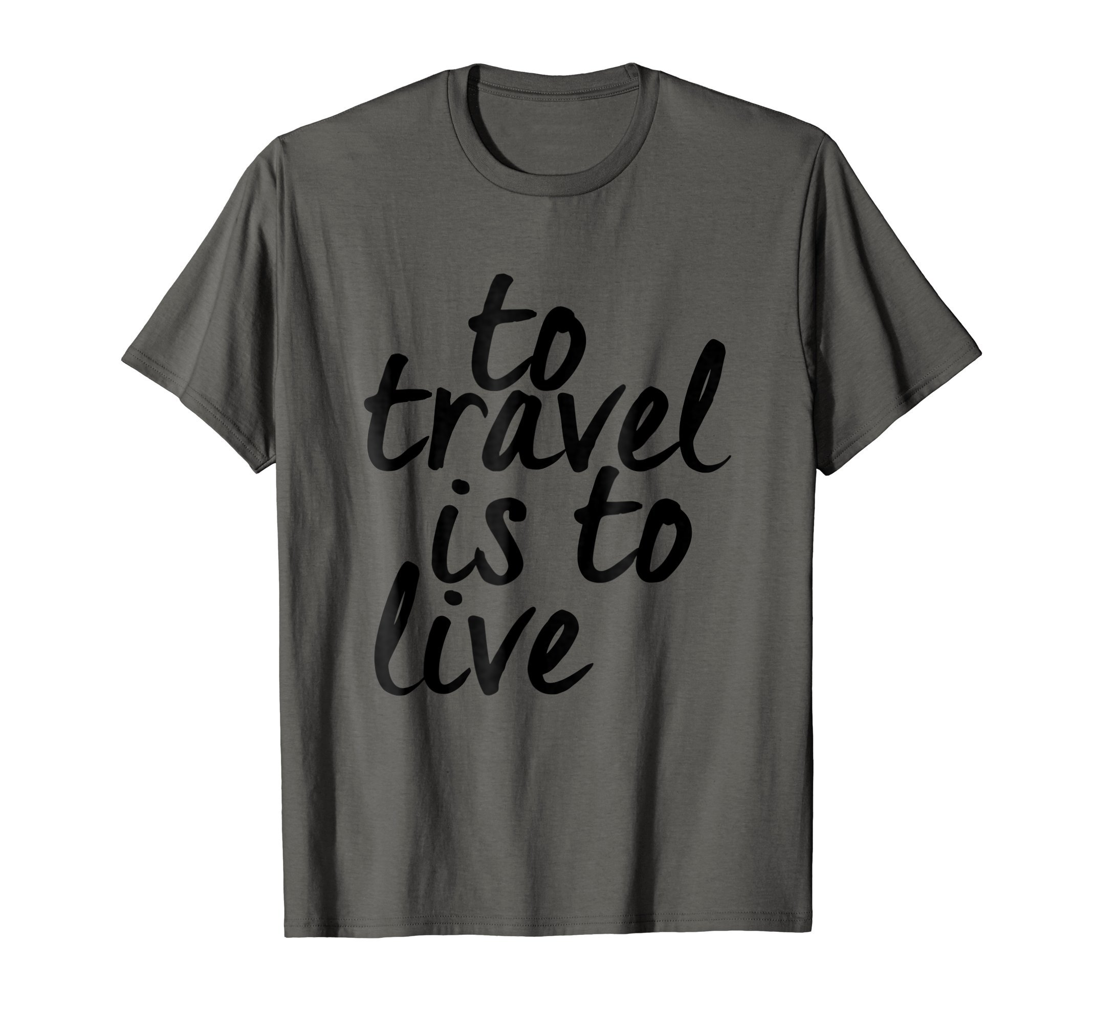 Funny Quotes - I Love Travel Funny Vacation T-Shirt