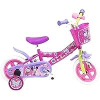 """Disney Minnie Mouse Vélo Enfant Rose 10"""""""