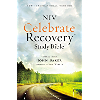 NIV, Celebrate Recovery Study Bible