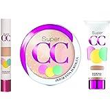 Physicians Formula Super CC Color-Correction and Care Makeup Kit, Light/Medium, 1.64 Ounce