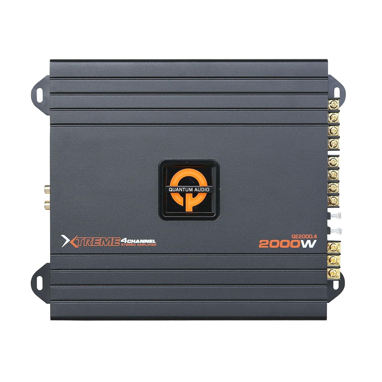 Quantum QE2000.4 4 Channel Amplifier 2000W
