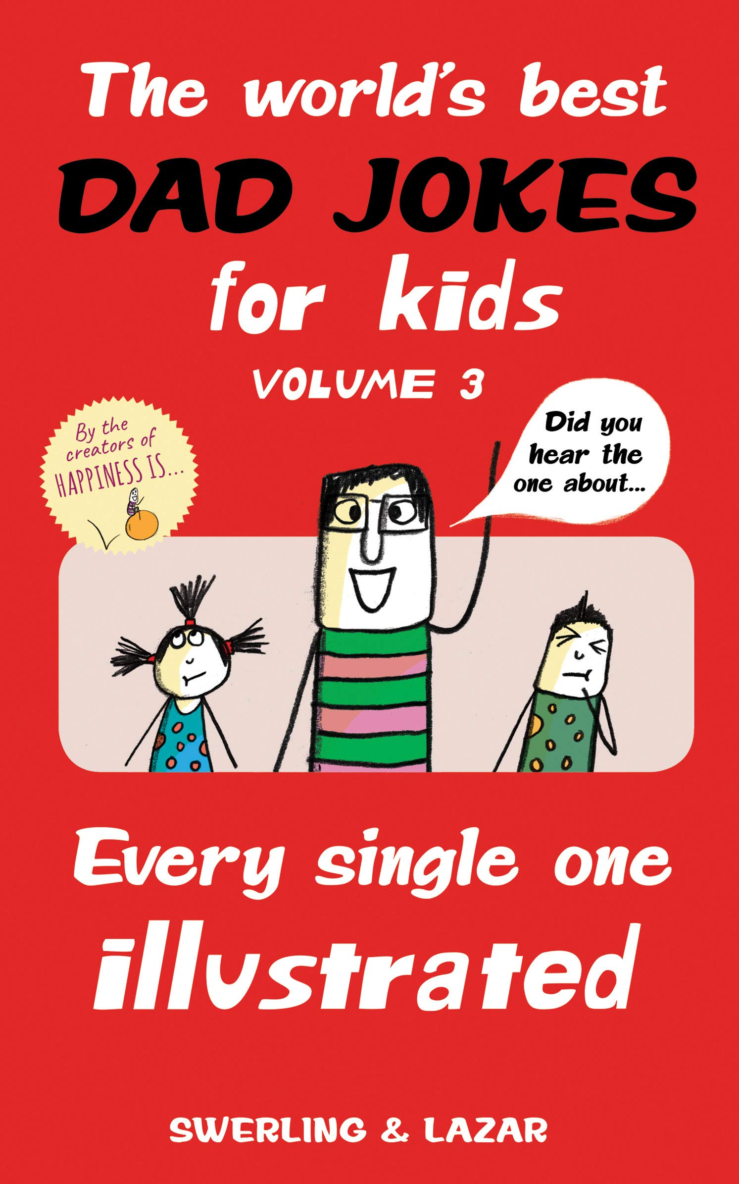 Buy The World's Best Dad Jokes for Kids Volume 3: Every Single One