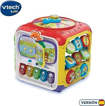 VTech - Divercubo descubrimientos, Cubo multiactividades para ...