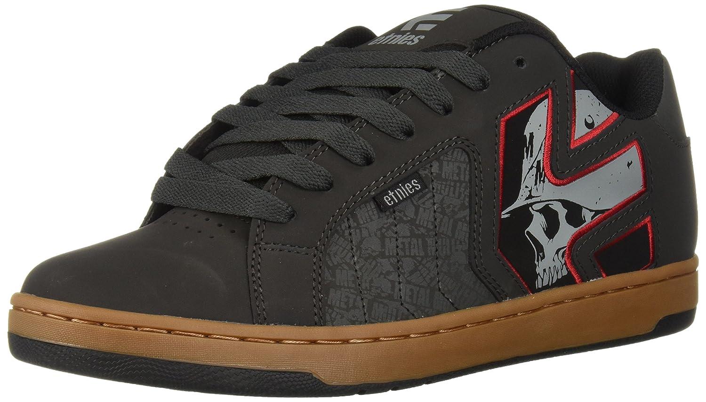 Etnies Men's Metal Mulisha Fader 2 Skate Shoe 5.5 D(M) US Charcoal