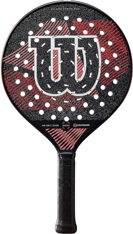 4 1//4 inches Wilson Steam Pro Gruuv  Racquetball Racquet
