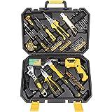 DEKO Tool Set 108 pcs Lithium-Ion Cordless Screwdriver Electric Power Tools Kit With BMC