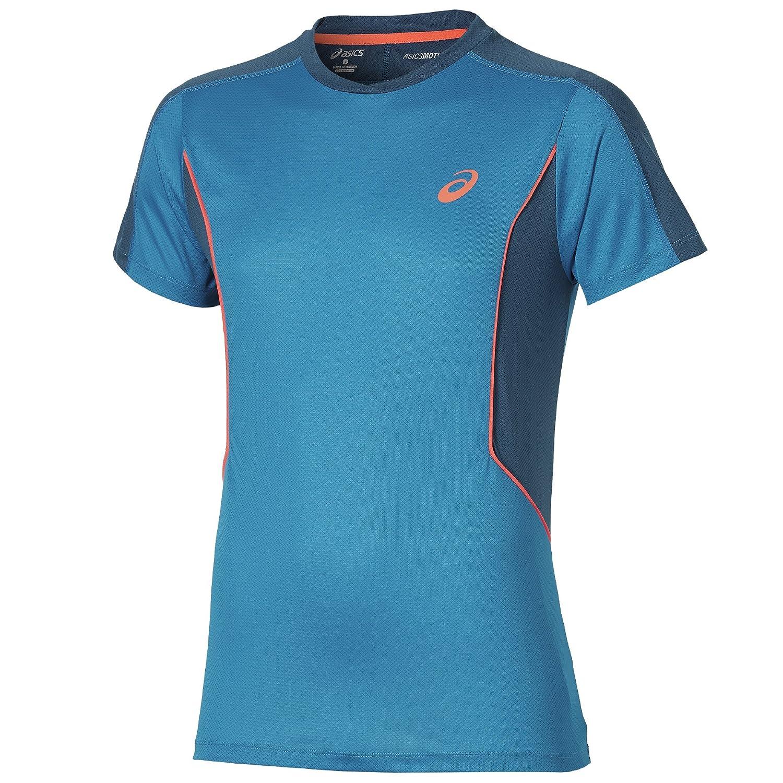 ASICS Camiseta Padel SS Top para Hombre 47589 (S): Amazon.es ...