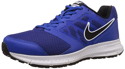 3705f9ad54f71b Nike - Downshifter 6-684658406 - Color  Blue-White - Size  8.5 ...