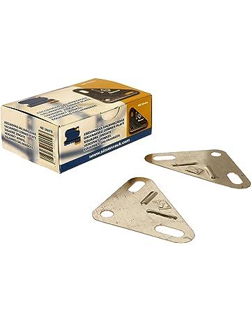 SimonRack SI1676 Caja Escuadras, Galvanizado
