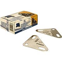 SimonRack SI1676 Caja Escuadras, Galvanizado, 0
