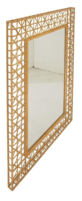 Amazoncom Deco 79 Metal Wall Mirror 36 W 48 H 67064 36 X 48