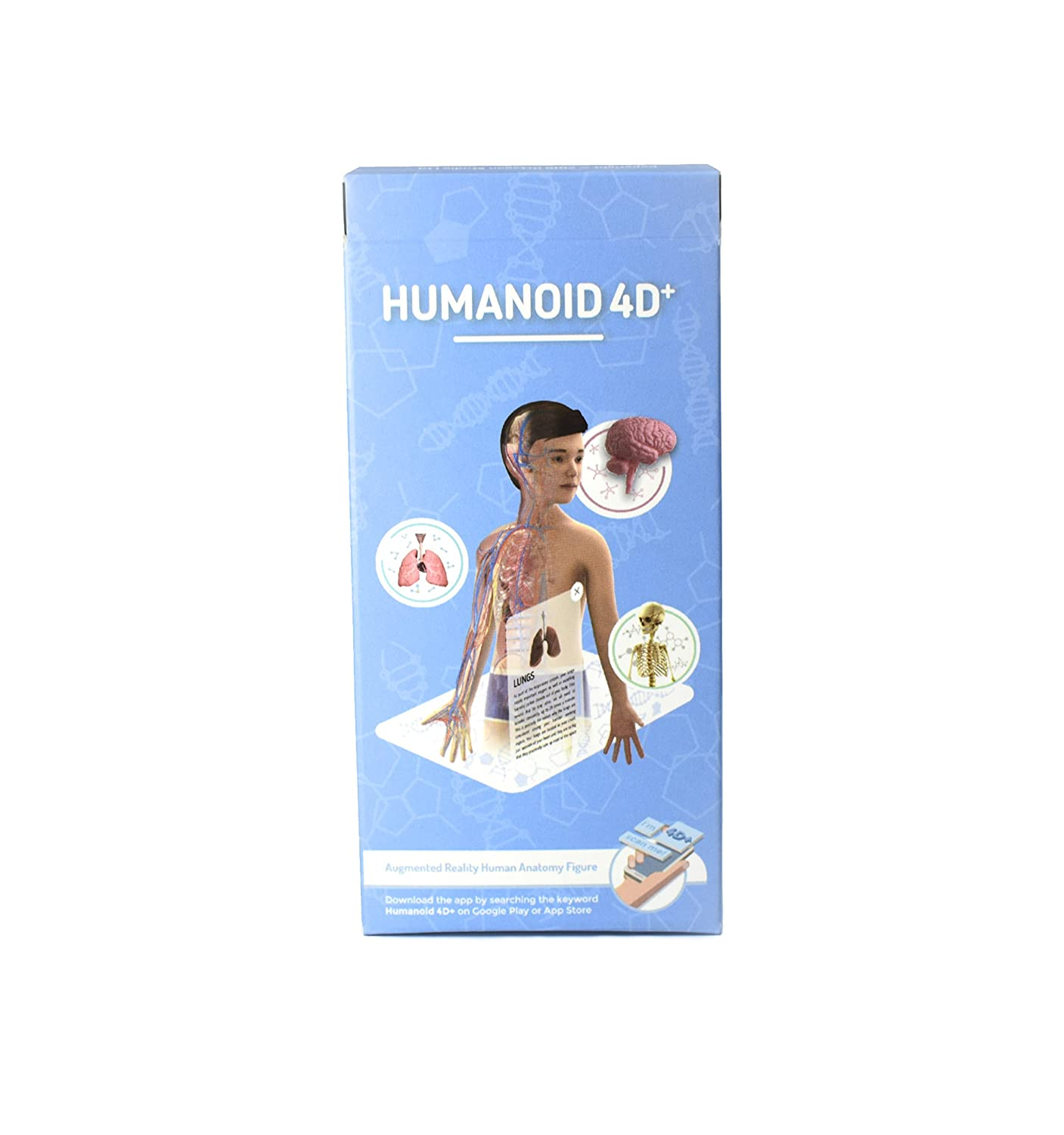 Amazon.com: Humanoid 4D Cards: Toys & Games