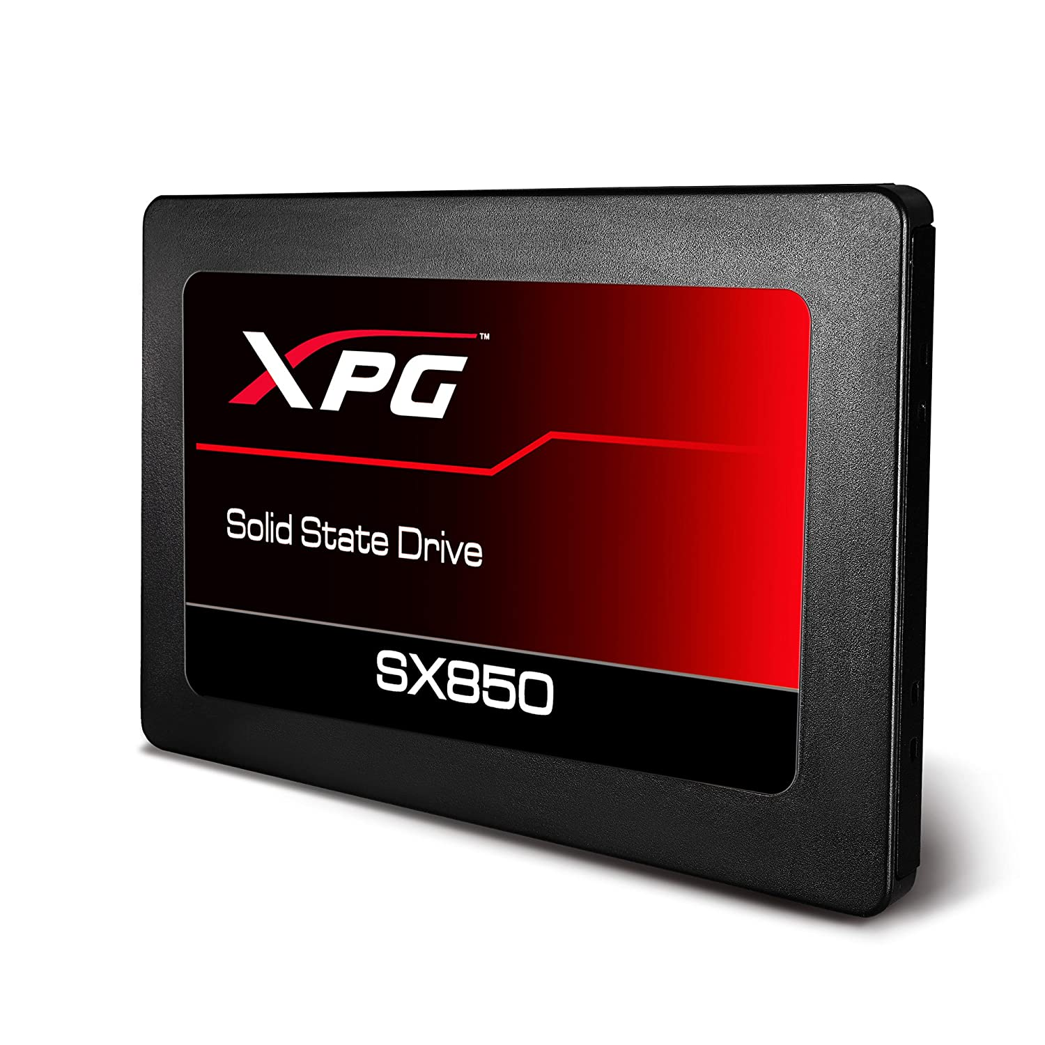 XPG SX850 512GB 3D-Nand Gaming 2.5 Inch SATA III Read Write Speed Up to 560//520 MB//s Solid State Drive /… SSD-SX850-512G