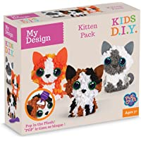 MGM Factory - MGM Kitten Pack 3 Personnages 3D, 77259