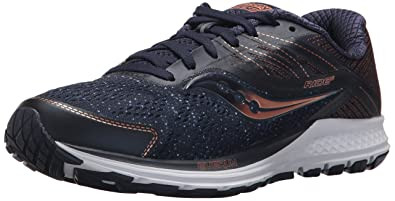 c22735c5c5 Saucony Women's Cohesion 11 Running Shoe, White/Teal