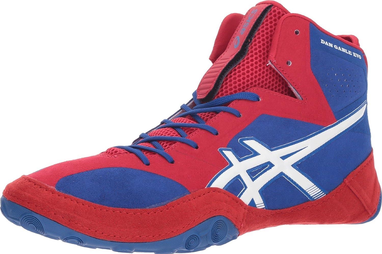 ASICS Men's Cael V8.0 Wrestling Shoes