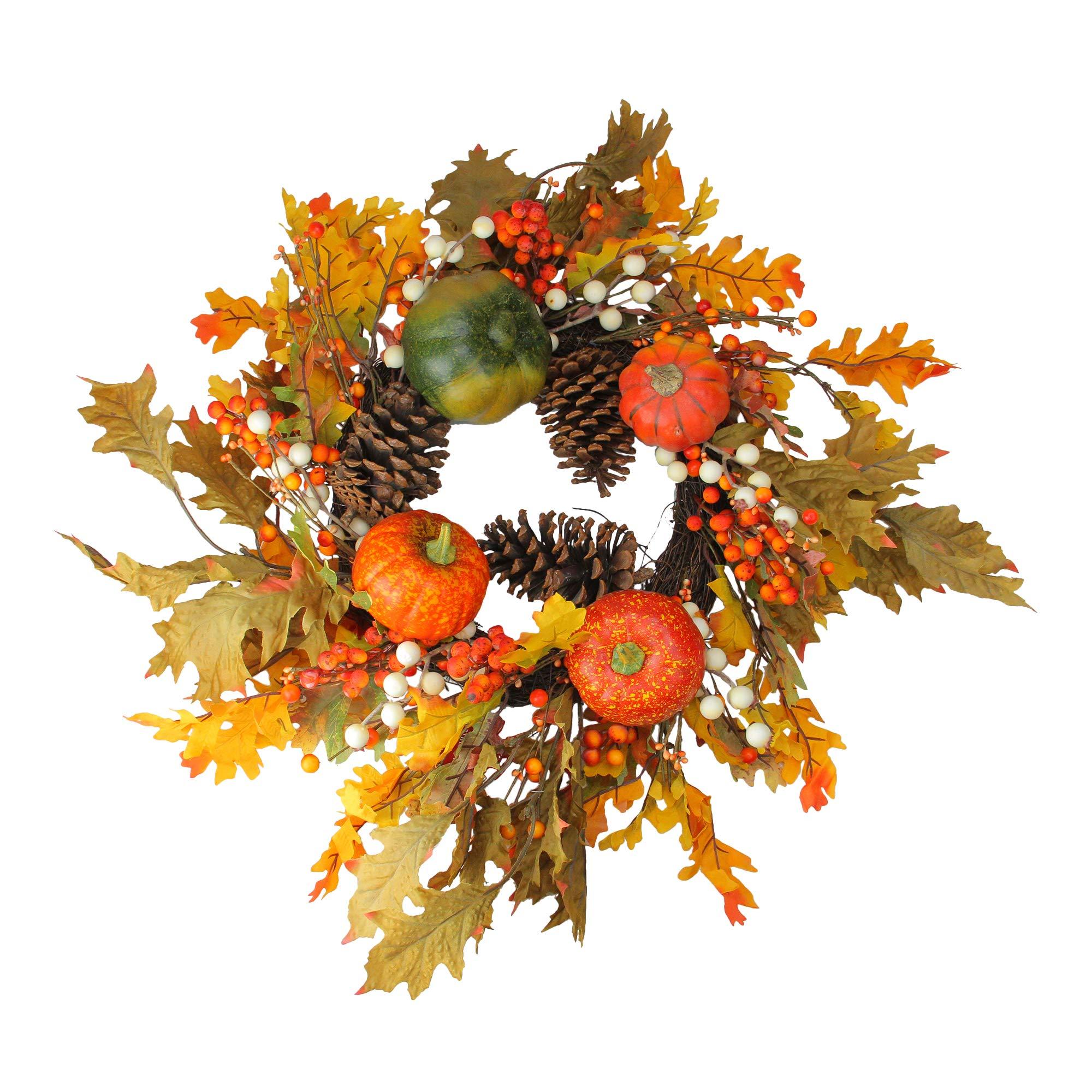 NORTHLIGHT VM37832 24'' Autumn Harvest Decorative Artifi by Northlight
