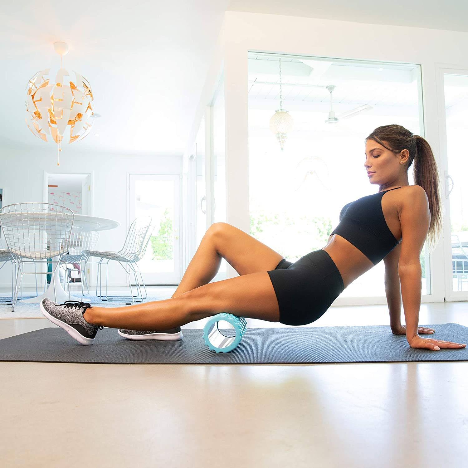 Gimme 10 Foam Roller for Deep Tissue Massager for Muscle and Myofascial Trigger Point Release