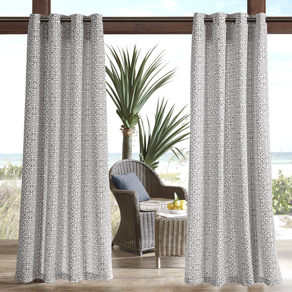 Amazon.com: Grommet Curtains for Living Room, Global ...