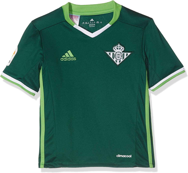adidas 2ª Equipación Betis FC Camiseta, Hombre