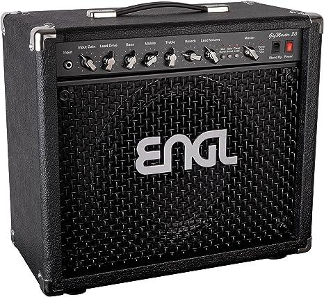 Engl Gigmaster 30 E300 · Amplificador guitarra eléctrica: Amazon ...