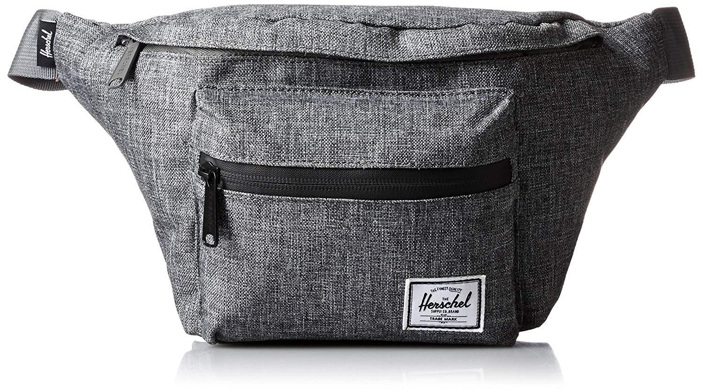 Herschel Supply Co SEVENTEEN HIP PACK (Raven X, One size)