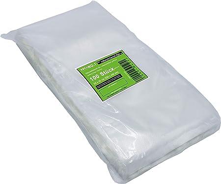 amazone 100 sacs gaufres sous vide de 25 35