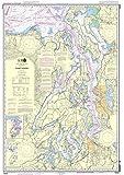 NOAA Chart 18440: Puget Sound