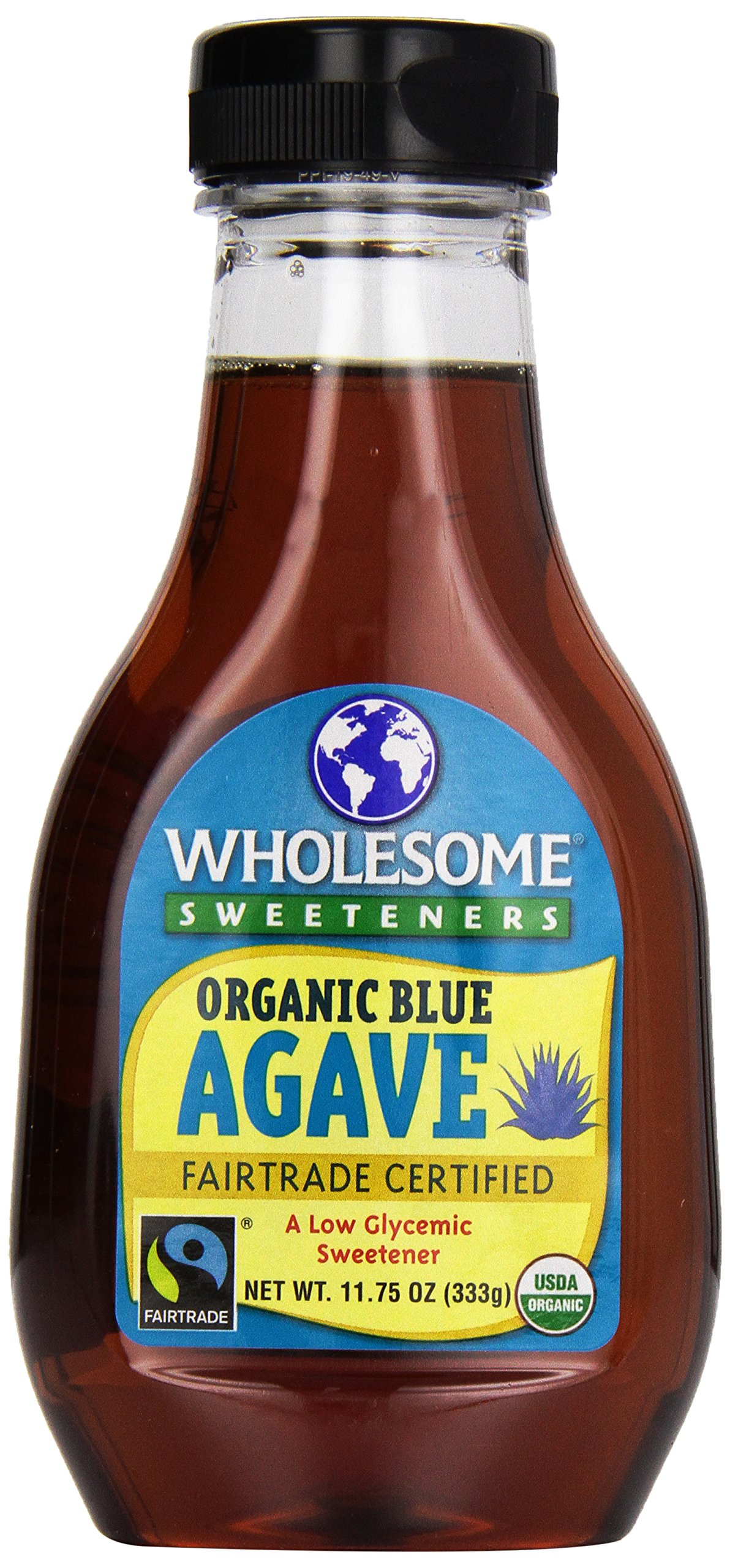 Wholesome Sweeteners Organic Blue Agave, 11.75 oz