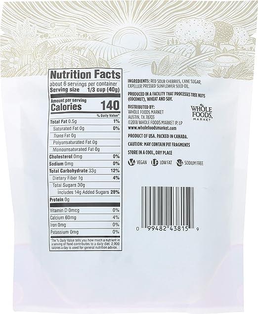 Roseglennorthdakota / Try These Sour Cherries Nutritional Value
