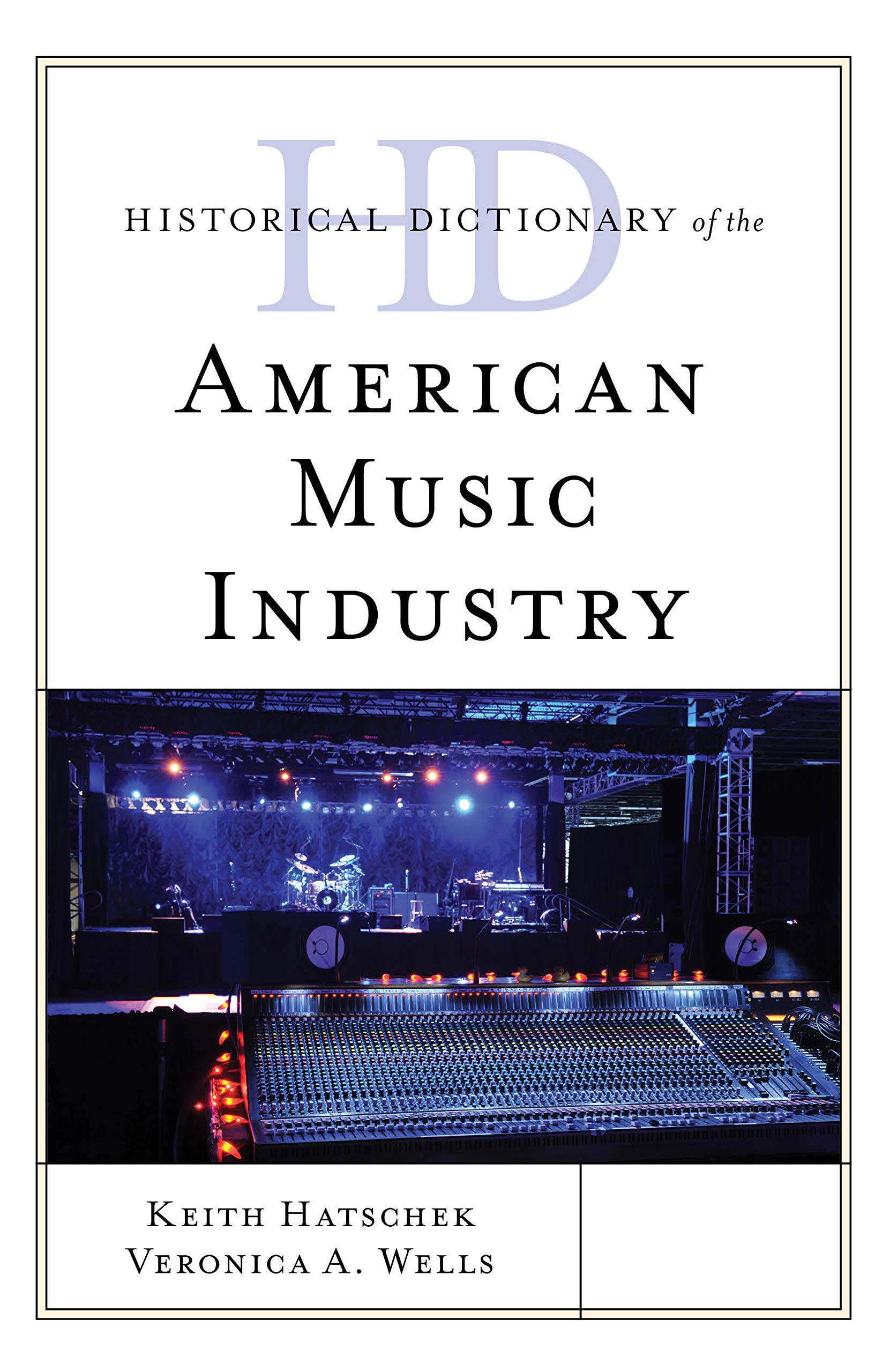 History of American Music Industry cover