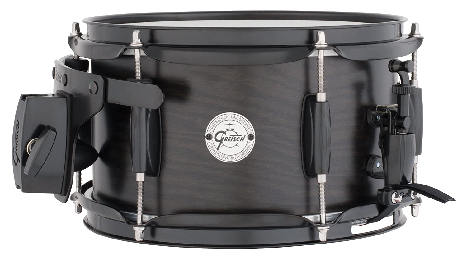 Gretsch Drums Silver Series S1-0610-ASHT 10-Inch Snare Drum, Satin